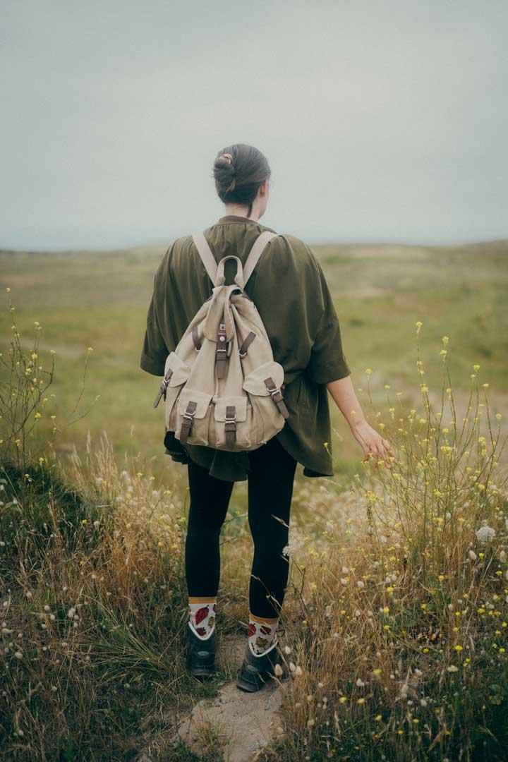 Hanfhaus-rucksack