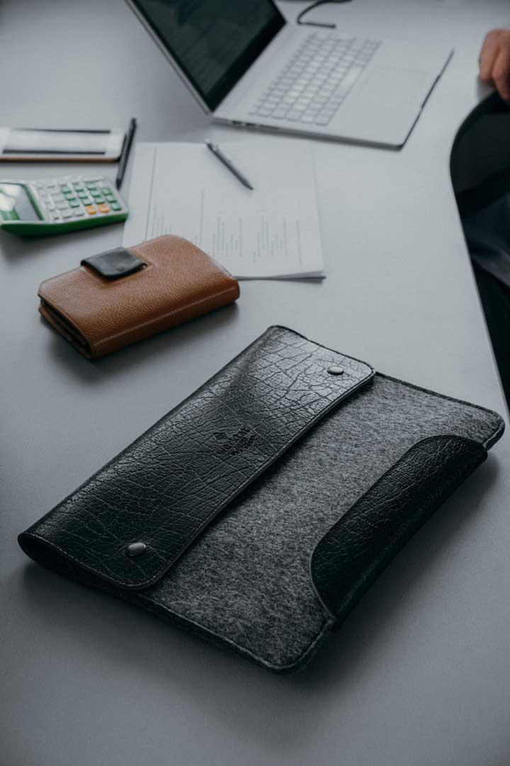Werktat-Laptoptaschen-schreibtisch