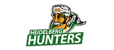 Das Logo der Heidelberg Hunters