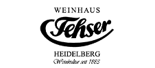 Das Logo von Weinhaus Fehser Heidelberg